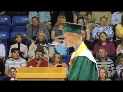 2015 Graduation Speech - Live Your Dash