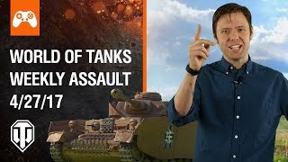 World of Tanks Console: Weekly Assault