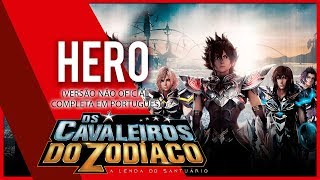 SAINT SEIYA: A LENDA DO SANTUÁRIO (PT-BR) - Hero - #ANNOX