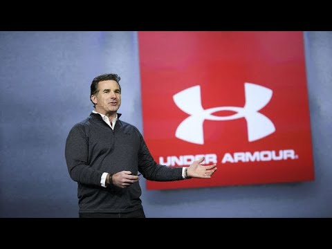 Under Armour CEO Kevin Plank on Final Four