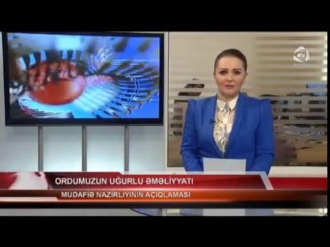"""Cebhede Son Veziyyet """"Ermenilerin Anasini Aglatdiq"""""""