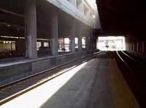 MBTA P507 at 07:35AM at Back Bay Station