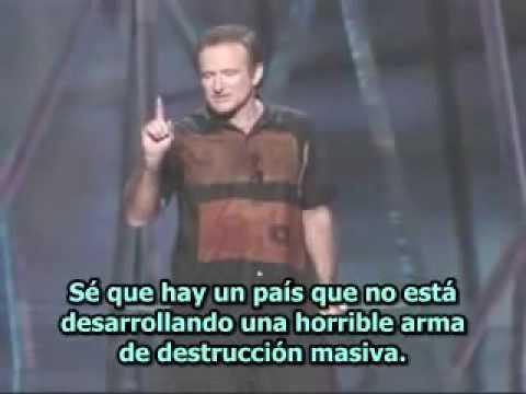 Robin Williams marijuana jokes