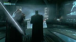 BATMAN™: ARKHAM KNIGHT - TRUE (AZRAEL) ENDING. Azrael