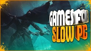 TOP 10  Best Games for Low PC (Stealth)  #29