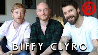 Biffy Clyro Talk 'MTV Unplugged', New Album & Movie Plans