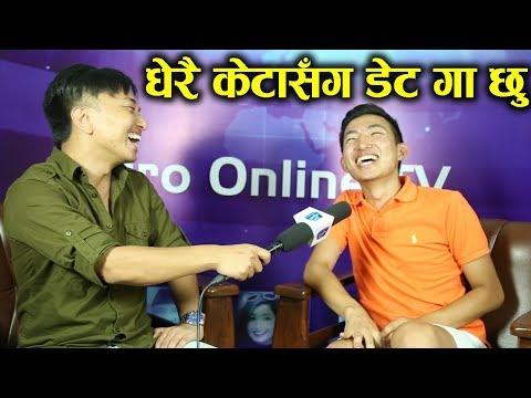म केटै हो केटैसँगै विहे गर्ने हो Lex Limbu Interview By Biswa Limbu On Mero Online TV