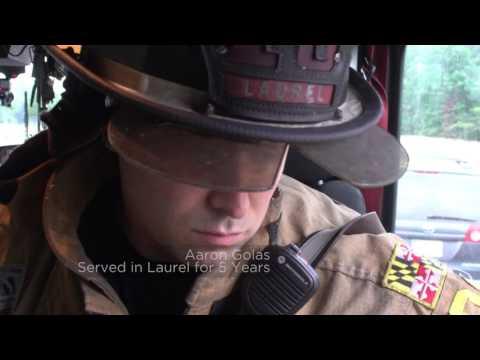 Laurel's First Responders: Laurel Volunteer Fire Department - July 14, 2017