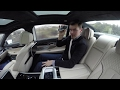 2017 BMW M760i Back Seat Review | Autoblog Short Cut