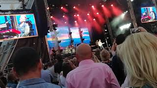 Sunrise Avenue - Let Me Go @ Telia 5G Areena, Helsinki 15.6.2019