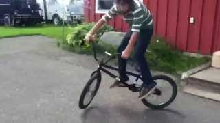 Caribou Maine bmx edit