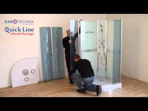 Montaggio box doccia sanotechnik arredamenti casa italia - Pica casa box doccia ...