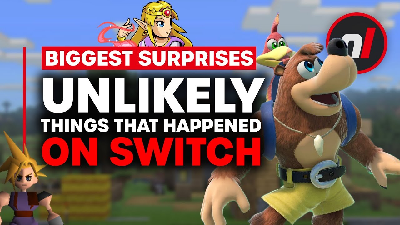 12 Unpredictable Things That Happened on Switch
