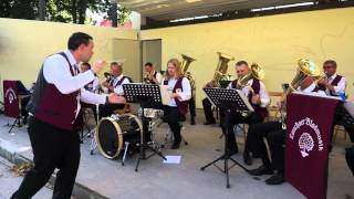 Sterne der Heimat (Ernst Mosch) - Lauchaer Musikanten - Brühler Garten Erfurt 2012