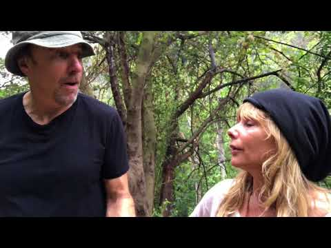 Hiking With Kevin  Rosanna Arquette