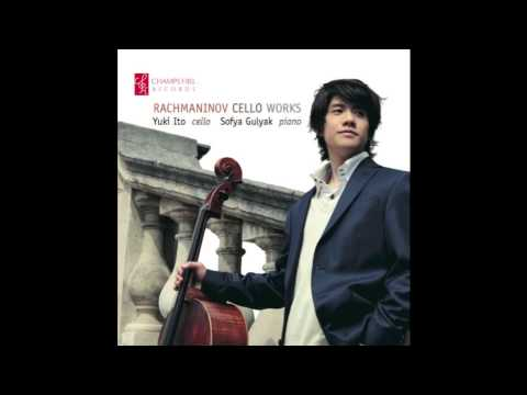 Yuki Ito 伊藤悠貴:Rachmaninov: Vocalise / ラフマニノフ:ヴォカリーズ