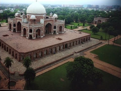 Image result for हुमायुं के मकबरा delhi
