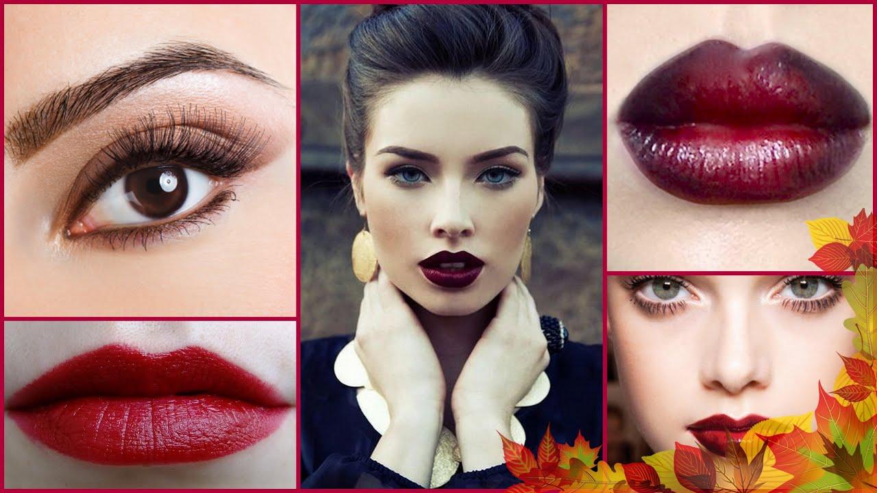 dunkle lippen autumn make up favoriten neutrale. Black Bedroom Furniture Sets. Home Design Ideas