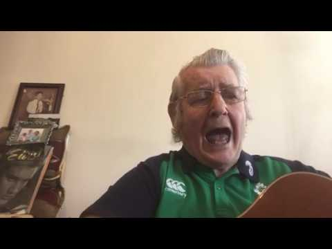 HAPPY THE MAN ( a nice hymn) by DERRY JOHN.