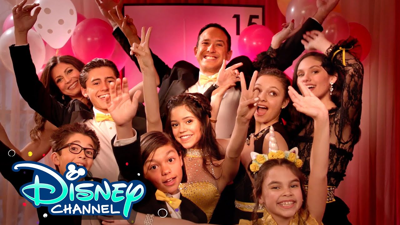 Harley's Quinceañera 🎂 | Hispanic Heritage Month | Stuck in the Middle | Disney Channel