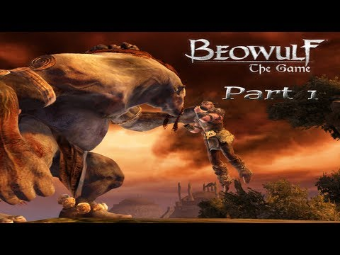 Beowulf The Game (PS3) Playthrough Part 1