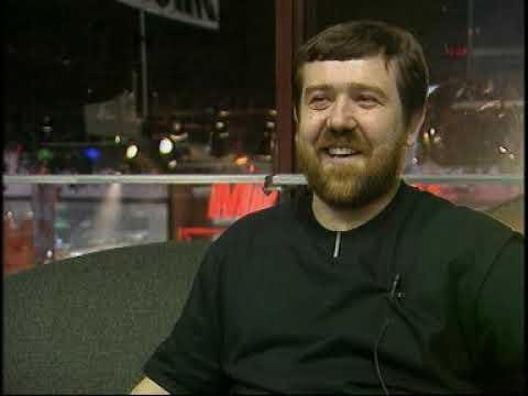 "Interview de Alexey Pajitnov - ""Generation Jeux Videos"" - Canal + Multimedia 1999"