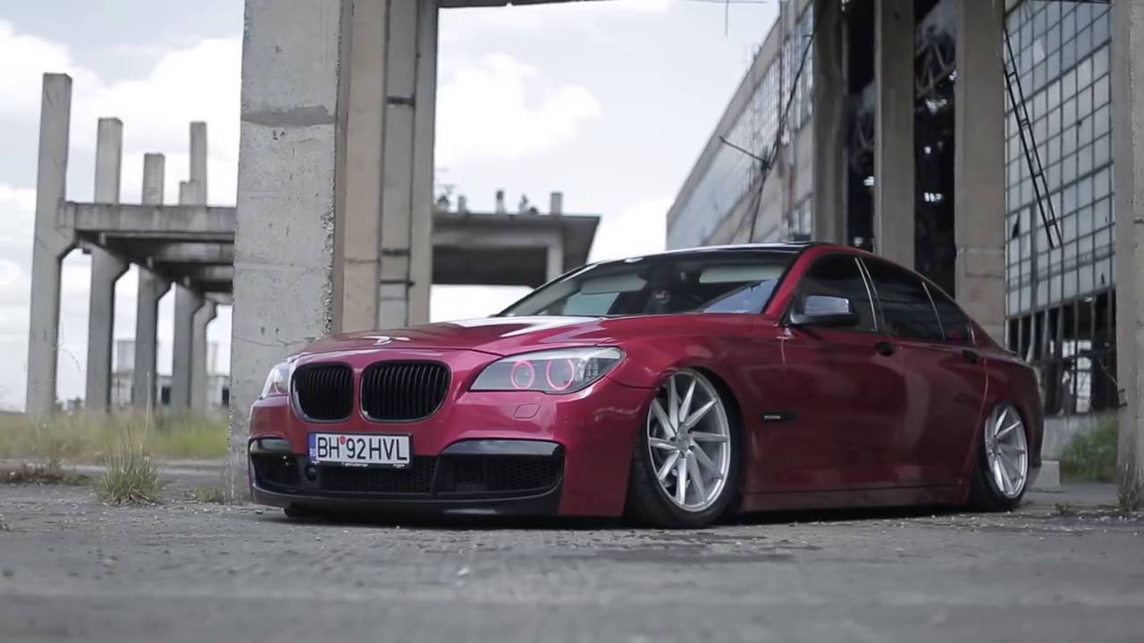 Bmw 7 series gajukyd garage youtube for Garage bmw creteil