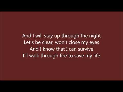 Sia - Elastic Heart (Official Lyrics Video)