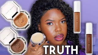 THE HONEST TRUTH...FENTY Pro Filt'R Instant Retouch Concealer & Setting Powder