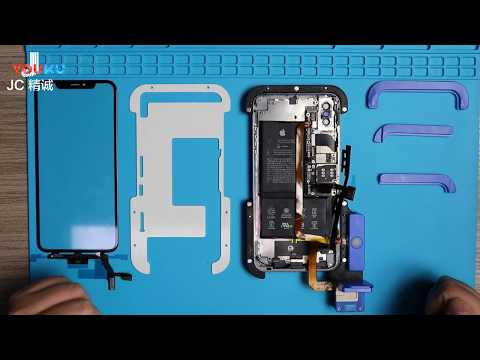 Test Motherboard For IPhone X TP Tester Lcd Touch Screen Testing Tool Intall Operating