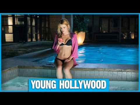 Bella Thorne Eats Cheeseburgers and talks MTV's SCREAM!