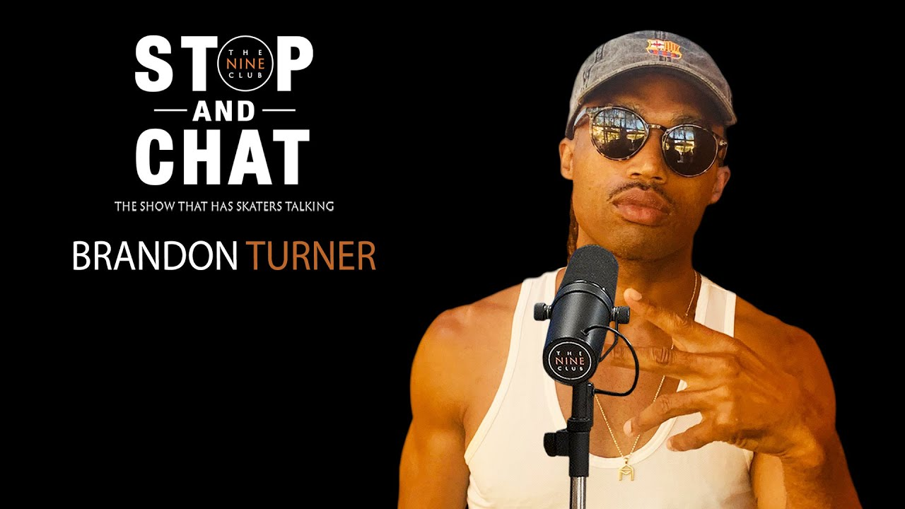 Brandon Turner - Stop And Chat   The Nine Club With Chris Roberts