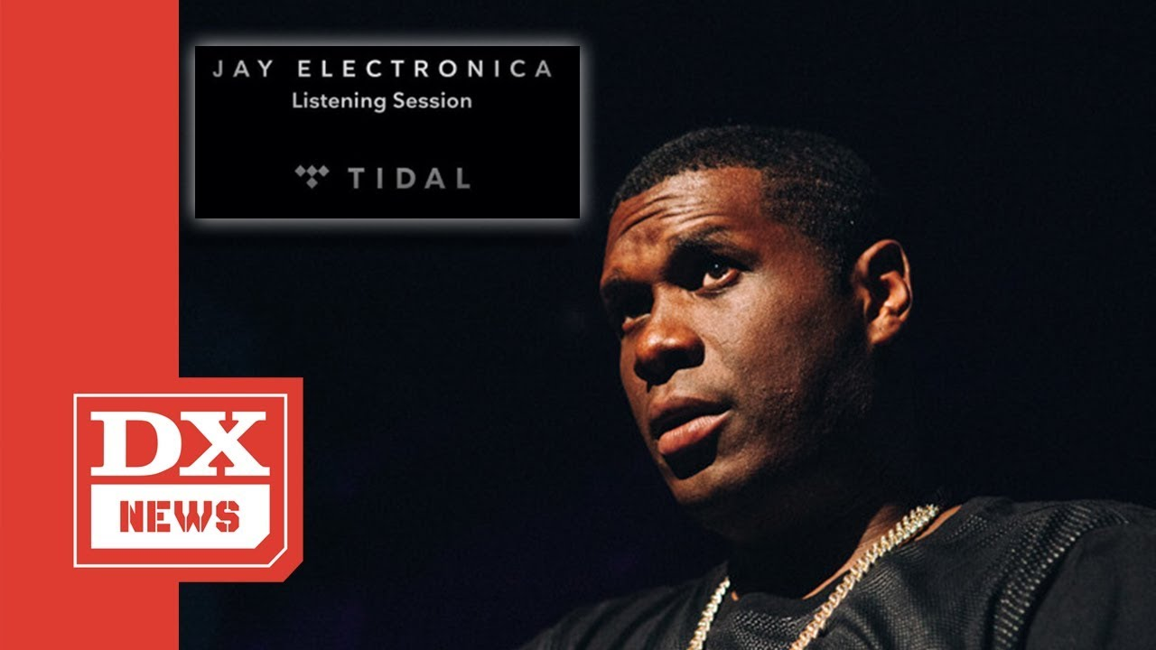 Rapper Jay Electronica releases debut album 'A Written Testimony'
