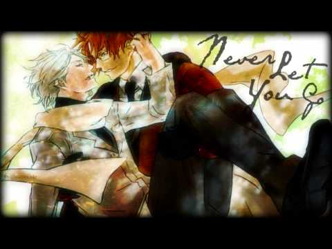 HD  Nightcore  Never Let You Go Dima Bilan