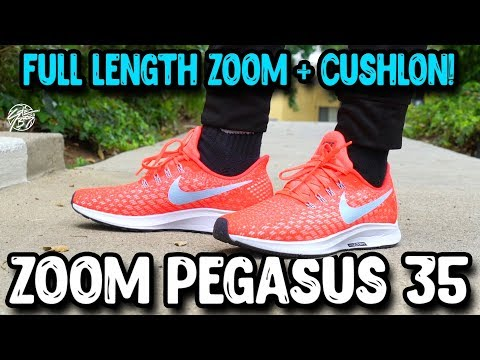 Nike Air Zoom Pegasus 35 Review!