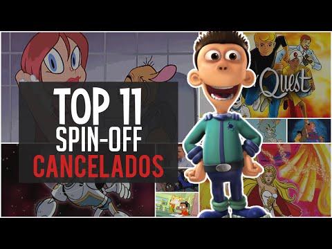 Spin-off de series CANCELADOS  | Top 11
