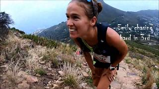 Ultra-Trail Cape Town 2018 - Elite ladies