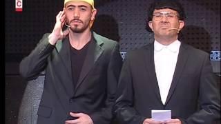 Comedy Night 300 تقليد برامج الأطفال و الأخبار في لبنان