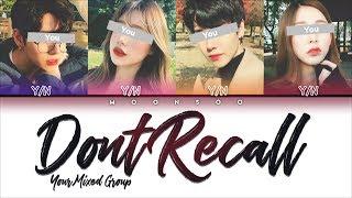 Your Group (너의 그룹) – DON'T RECALL (리콜하지 마라) ORIGINAL K.A.R.D (Color Coded Han|Rom|Eng)