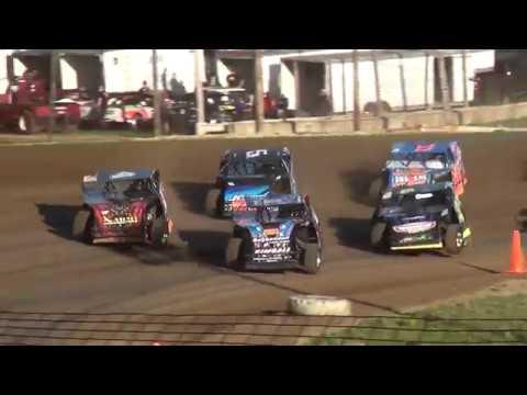 USMTS Heat 1 Upper Iowa Speedway 5/28/17