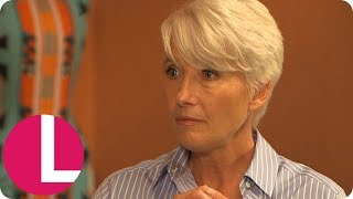 Emma Thompson Drove Her Family Mad Rehearsing Piano for the Children Act | Lorraine