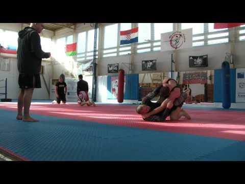 MMA - Dragon club Trnava