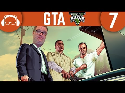 A Friendly Wager | GTA V Ep. 7 Feat. Mark, Wade, and Jack