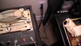 Vintage Maestro Echoplex - Analog Tape Delay and Sound On Sound