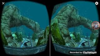 Обзор приложения американские горки в виртуальной реальности.😎☺️😀
