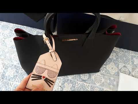 Сумка Karl Lagerfeld K/Lady Shopper