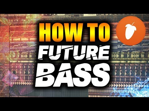 FUTURE BASS WITH VOCAL CHOPS IN UNDER 5 MINUTES