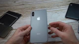 totallee Ultra Thin iPhone XS Max Case Unboxing and Review