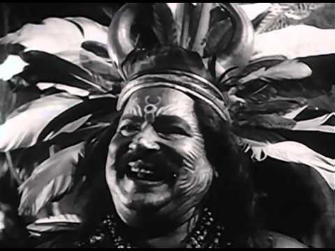 Aasaiyum Nesamum - MGR, Rajakumari - Gulebakavali - Tamil Classic Song