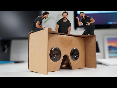 New Google Cardboard Hands-on! (JUST DO IT)